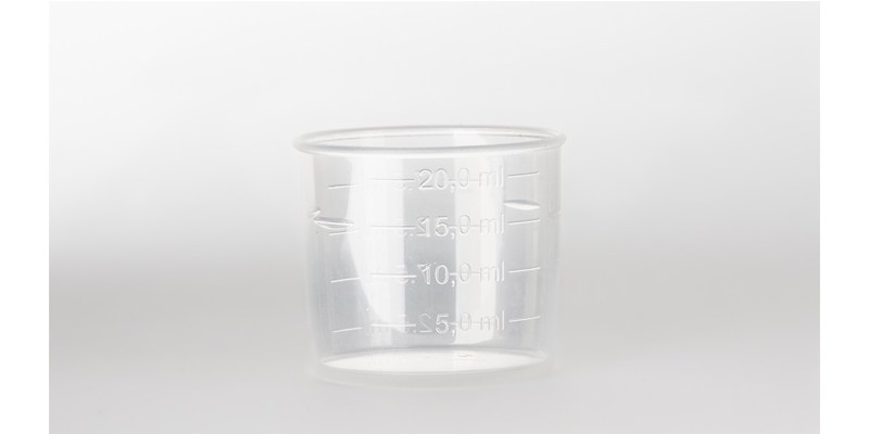 20 ml measuring cups
